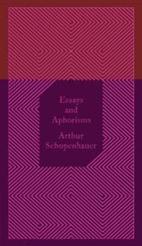 Essays and Aphorisms