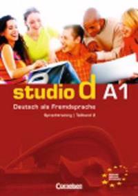 studio d. A1. Teilband 2. Sprachtraining