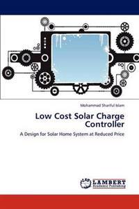 Low Cost Solar Charge Controller