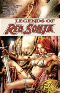 Legends of Red Sonja