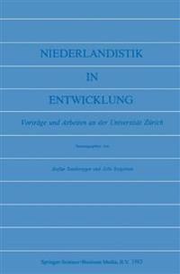 Niederlandistik in Entwicklung