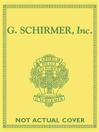 Concerto in D Minor: Schirmer Library of Classics Volume 1870 Score and Parts