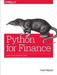 Python for Finance: Analyze Big Financial Data