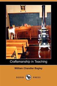 Craftsmanship in Teaching