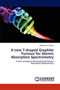 A New T-Shaped Graphite Furnace for Atomic Absorption Spectrometry