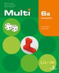 Multi 6a, 2. utgave - Bjørnar Alseth, Gunnar Nordberg, Mona Røsseland | Ridgeroadrun.org
