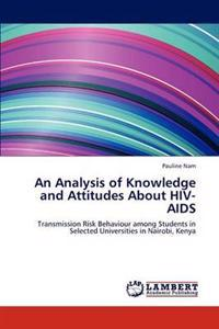 An Analysis of Knowledge and Attitudes about HIV-AIDS