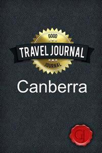 Travel Journal Canberra