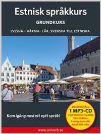 Estnisk språkkurs. Grundkurs