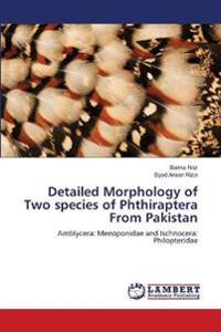 Detailed Morphology of Two Species of Phthiraptera from Pakistan