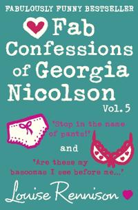 Fab Confessions of Georgia Nicolson (vol 9 and 10)