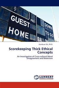 Scorekeeping Thick Ethical Concepts