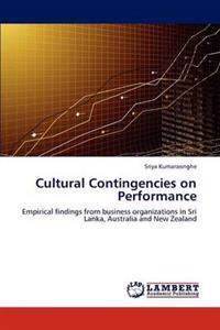 Cultural Contingencies on Performance