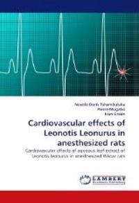 Cardiovascular Effects of Leonotis Leonurus in Anesthesized Rats