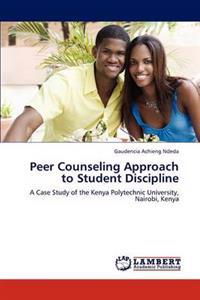 Peer Counseling Approach to Student Discipline
