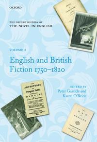 English and British Fiction 1750-1820