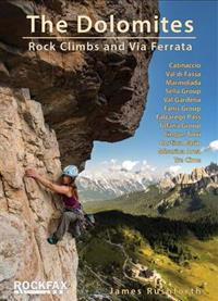 Dolomites - rock climbs and via ferrata