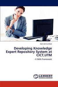 Developing Knowledge Expert Repository System at Cict, Utm
