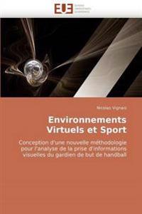 Environnements Virtuels Et Sport