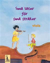 Små låtar för små stråkar : viola