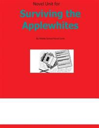 Novel Unit for Surviving the Applewhites