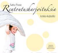 Rentoutusharjoituksia leikki-ikäisille (cd)