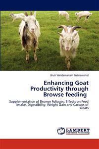 Enhancing Goat Productivity Through Browse Feeding