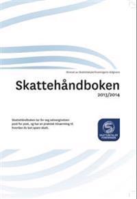 Skattehåndboken 2013/2014 -  pdf epub