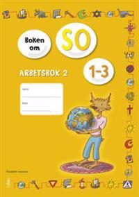 Boken om SO 1-3 Arbetsbok 2