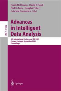Advances in Intelligent Data Analysis