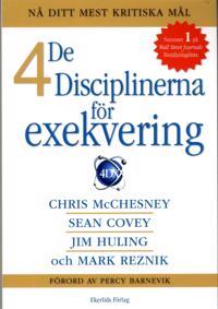 De fyra disciplinerna av exekvering