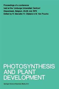 Photosynthesis and Plant Development