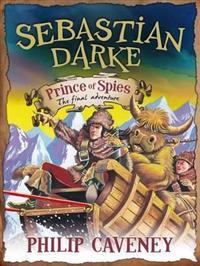 Sebastian Darke: Prince of Spies
