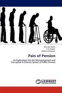 Pain of Pension
