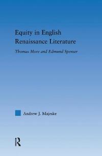 Equity in English Renaissance Literature