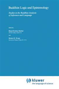 Buddhist Logic and Epistemology