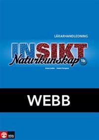Insikt Naturkunskap 1b Lärarhandledning Webb