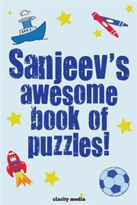 Sanjeev's Awesome Book of Puzzles