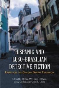 Hispanic And Luso-brazilian Detective Fiction