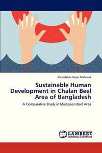 Sustainable Human Development in Chalan Beel Area of Bangladesh