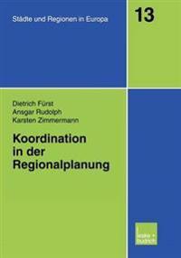Koordination in Der Regionalplanung