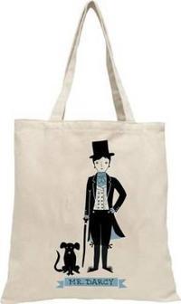 Mr. Darcy Tote