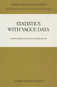 Statistics with Vague Data