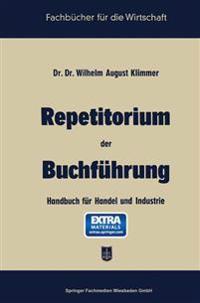 Repetitorium Der Buchf hrung