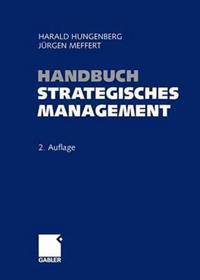 Handbuch Strategisches Management