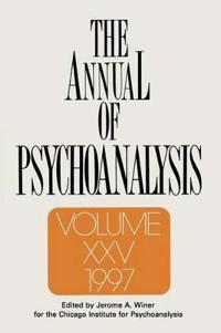 The Annual of Psychoanalysis, V. 25