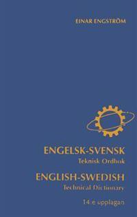 Engelsk-svensk teknisk ordbok