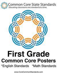 First Grade Common Core Posters
