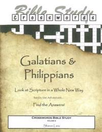 Crosswords Bible Study: Galatians and Philippians