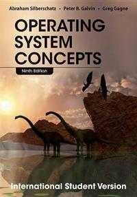 Operating System Concepts, 9th Edition International Student Version